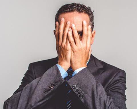 Fehler im Bewerbungsschreiben können peinlich sein