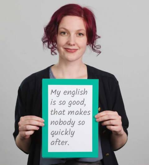 Motivationsschreiben International Englisch